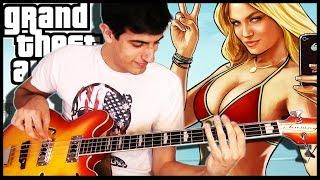 GTA Meets Bass