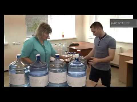 17-К исследование питьевой воды в Украине 2016 г. ч. 1