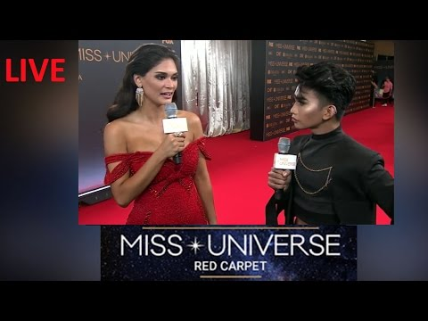 Miss Universe 2017 - RED CARPET FULL SHOW (HD)