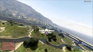 How To : GTA V Get The Fighting Jet The Easy Way (Offline)