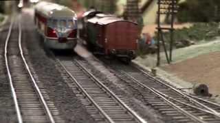 Spur 0 Modelleisenbahn im Freizeitpark Gut Eversum