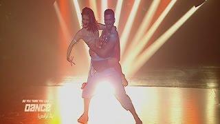 SYTYCD Yalla Norkos - Live 2 - Myriam Chami and Pierre Khadra