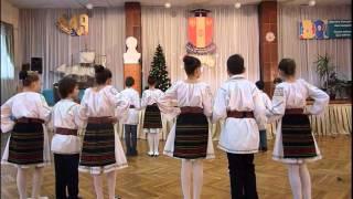 La liceul Asachi au inceput sarbatorile de iarna
