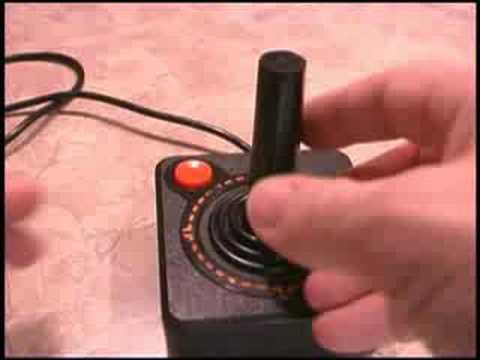 Classic Game Room - ATARI 2600 Controller review
