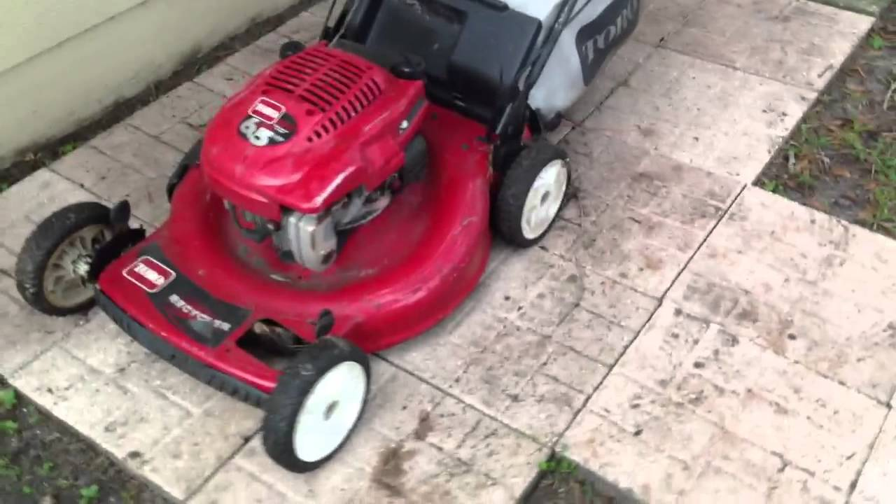 Toro Lawn Mower Manual Manuals And Free Toro Lawn Mower