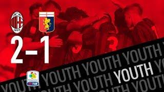 Highlights AC Milan Primavera 2-1 Genoa Matchday 5 Primavera 1 TIM