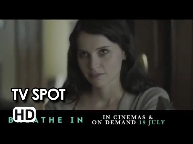Breathe In TV Spot (2013) - Guy Pearce Movie HD