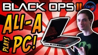"""""""DO I SUCK!?"""" - Ali-A Plays PC #1! - Black Ops 2 Multiplayer 1080p HD! (COD BO2 Gameplay)"""