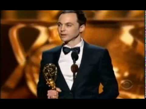 Jim Parsons at Emmy Awards 2013