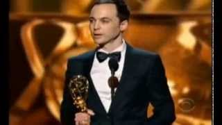 Video: Emmy Award 2013 Lead Actor In A Comedy Series (Jim Parsons)