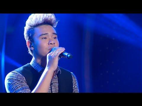 Vietnam Idol 2013 - Tập 17 - Chưa bao giờ - Đông Hùng