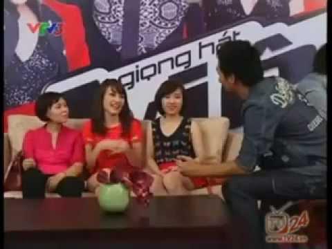 Giọng Hát Việt 2012 - Vòng Giấu Mặt - Nguyễn Hương Giang - Đừng Ngoảnh Lại