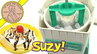Suzy Homemaker Ice Cream Maker Sweet Shop Topper Toys - Ice Cream Sundae