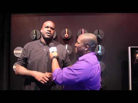 Shaq Fu 2: Shaq Drops The Scoop on Shaq Fu 2 with @GamerFitnation CES 2014