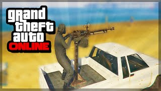 GTA 5 Online Heist Update NEW Karin Technical Unlocked