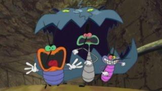 Oggy a šváby 15 -  Myší aligátor