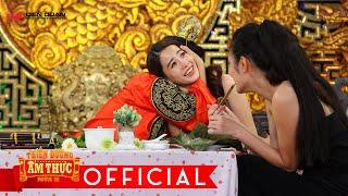 Thiên đường ẩm thực 2   tập 5: Ông Hoàng ôm không ngớt khiến Nam Em hoang mang