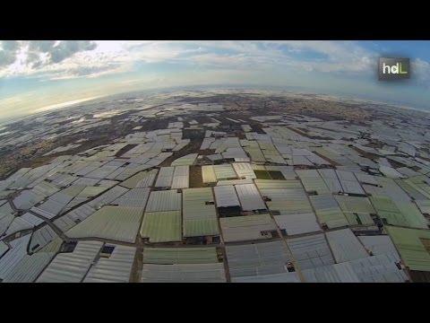 HDL EEUU probará el efecto de los invernaderos de Almería contra el calentamiento global