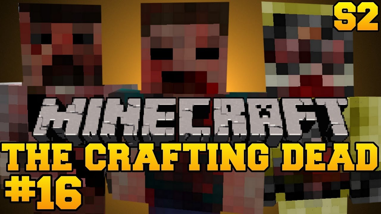 Minecraft the crafting dead let 39 s play episode 16 for Crafting dead mod download