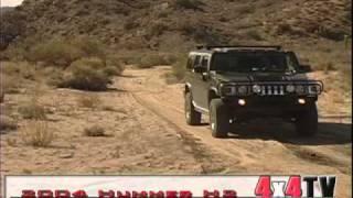 4x4TV Test - 2004 Hummer H2 videos