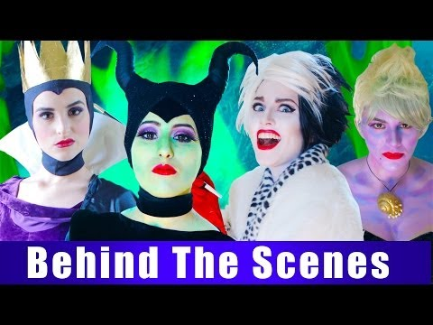 Disney Villains - The Musical feat. Maleficent (BTS)
