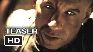 Riddick TEASER TRAILER 1 (2013) Vin Diesel, Karl Urban