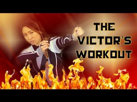 The Victor's Workout | Hunger Games Catching Fire