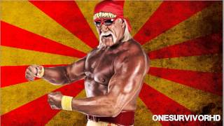 "WWE: Hulk Hogan 3rd Theme Song ""Real American"