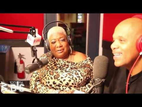 Lenny Green Interviews Luenell on 