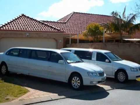 Perth Limo Hire and Airport Transfer with Finesse Green Limousines