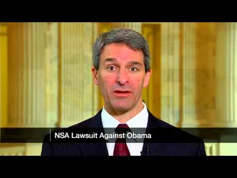 Ken Cuccinelli on Rand Paul's Lawsuit |