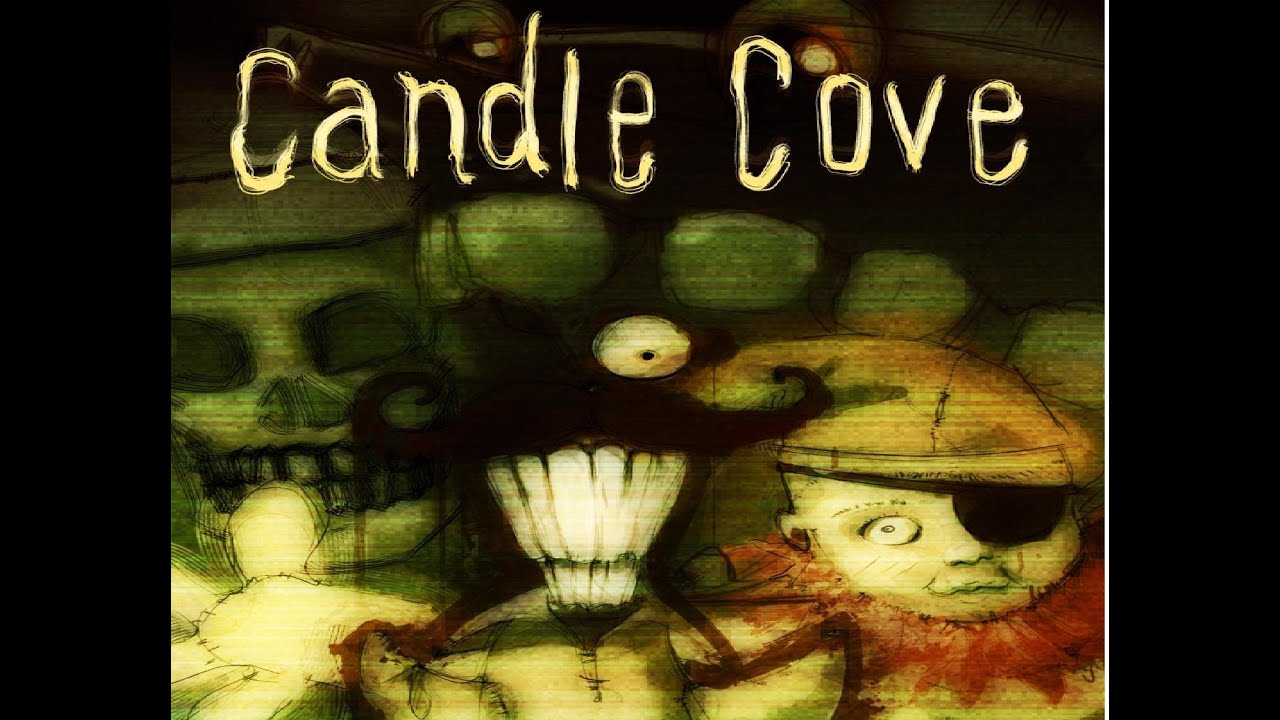 Creepypasta Candle Cove.