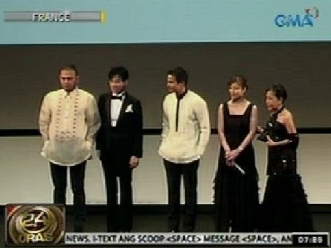 24Oras: Indie film na 'Death March,' umani ng magandang reviews sa Cannes Film Festival