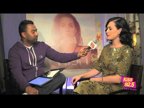 Katy Perry One-On-One With Mocha | Uncut Interview | KiSS 92.5