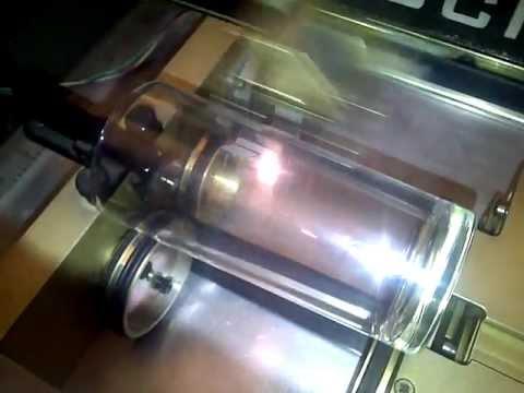 Grabado en vaso de cristal