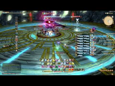 The Singularity Reactor/ Knights of the Round table fight FFXIV