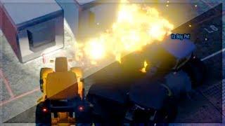 GTA 5 Online Funny Moments - (Crazy tractors, Intense races, Funny Moments and more FUNNY MOMENTS!)