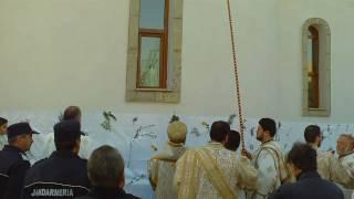 Tecuci - Biserica Inaltarea Domnului, sfintire exterior 2