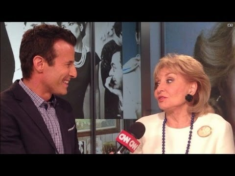 Barbara Walters on her final 'The View' episode
