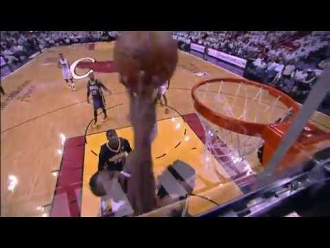 Chris Bosh Heats Up in Game 4