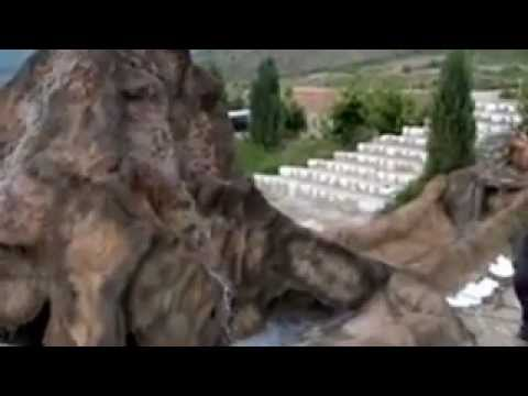 Fontani Makedonija - Artificial fountains and waterfalls in Macedonia