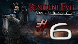 Resident Evil Operation Raccoon City Walkthrough (Detonado