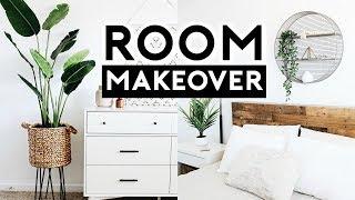 BEDROOM MAKEOVER + TARGET HACKS 2019   Nastazsa