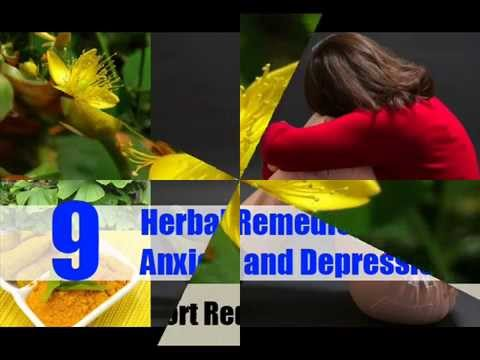 9 Herbal Remedies for Anxiety and Depression