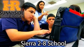 HR Promo: Sierra 2-8 School VIDEO