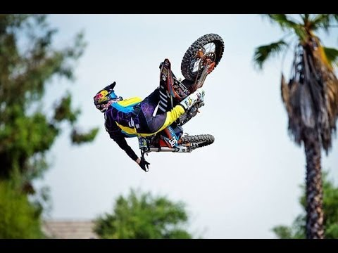 Fear and Family - Robbie Maddison #LIVEARNETTE