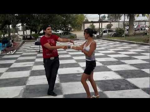 Rocio Morales y Roman Villarreal