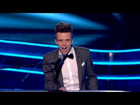 Ben Kelly performs 'Rocket Man' - The Voice UK - Blind Auditions 1 - BBC One