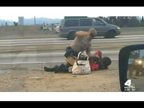 JUSTICE SERVED! Brutal Cop Fired For Beating Woman