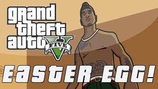 "Grand Theft Auto 5 GTA: San Andreas ""OG Loc"" Easter Egg"